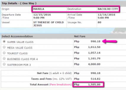 manila_to_bacolod_december_ticket_rate
