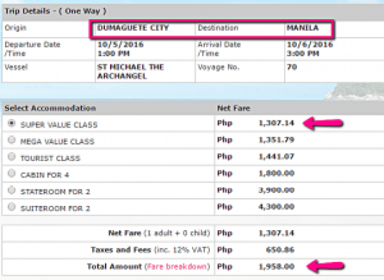 dumaguete_to_manila_october_2016_ticket_rate
