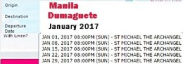 manila-to-dumaguete-ship-schedule-january-2017