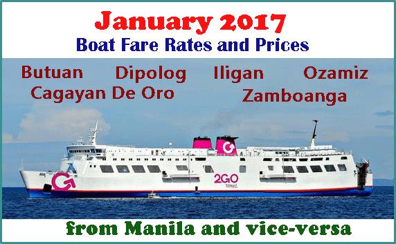 2Go-Travel-January-2017-Ticket-Prices-Butuan-CDO-ILigan-Dipolog-Ozamiz-Zamboanga