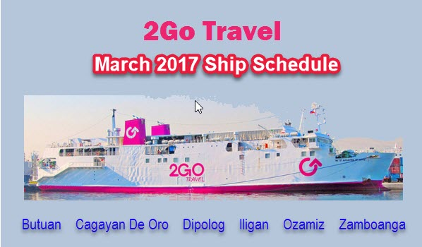 2Go-Travel-Ship-Departure-Schedule-March-2017