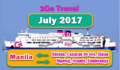 2Go-Superferry-July-2017-Trip-Schedule-to-and-from-Cagayan-De-Oro-Butuan-Dipolog-Iligan-Ozamiz-Zamboanga