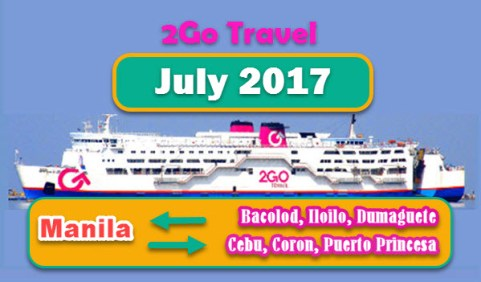 2Go-Superferry-July-2017-Trip-Schedule-to-and-from-Cebu-Bacolod-Iloilo-Dumaguete-Coron-Puerto-Princesa