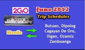 Superferry-Ship-Departure-June-2017-Manila-to-and-from-Butuan-Cagayan-De-Oro-Dipolog-Iligan-Ozamiz-Zamboanga