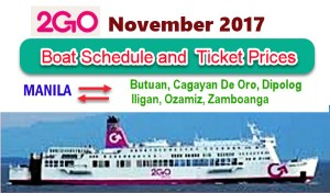2Go-Travel-Ship-Schedule-and-Ticket-Rates-November-2017
