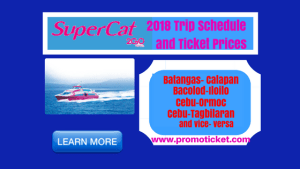 Supercat-ship-departure-schedule-and-fares-2018