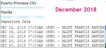 puerto-princesa-to-manila-2go-travel-trip-schedule-december-2018