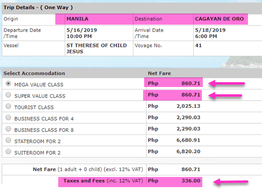 manila-to-cagayan-de-oro-sale-ticket