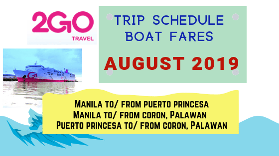 2go-travel-august-2019-schedule-and-fares-puerto-princesa-and-coron