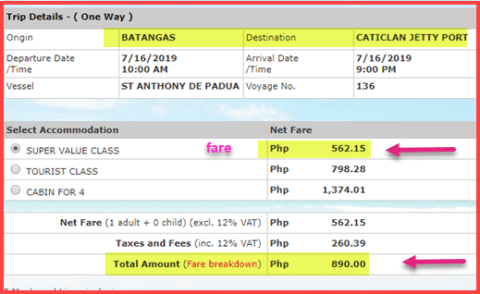 batangas-to-caticlan-2go-promo-ticket