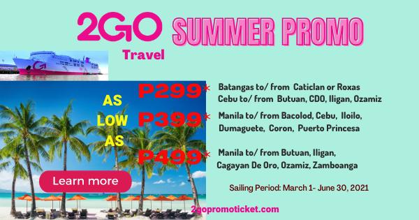 2go-travel-promo-fare-march-to-june-2021