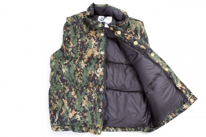 Cresent Down Works - Italian Vest CW Limited 17