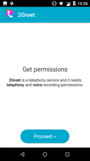 3. Get the required permissions