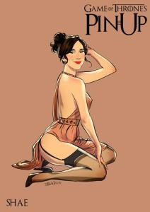 Pin up Game of Thrones