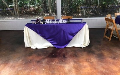 Quibodeaux/McBride Wedding – June 16, 2018