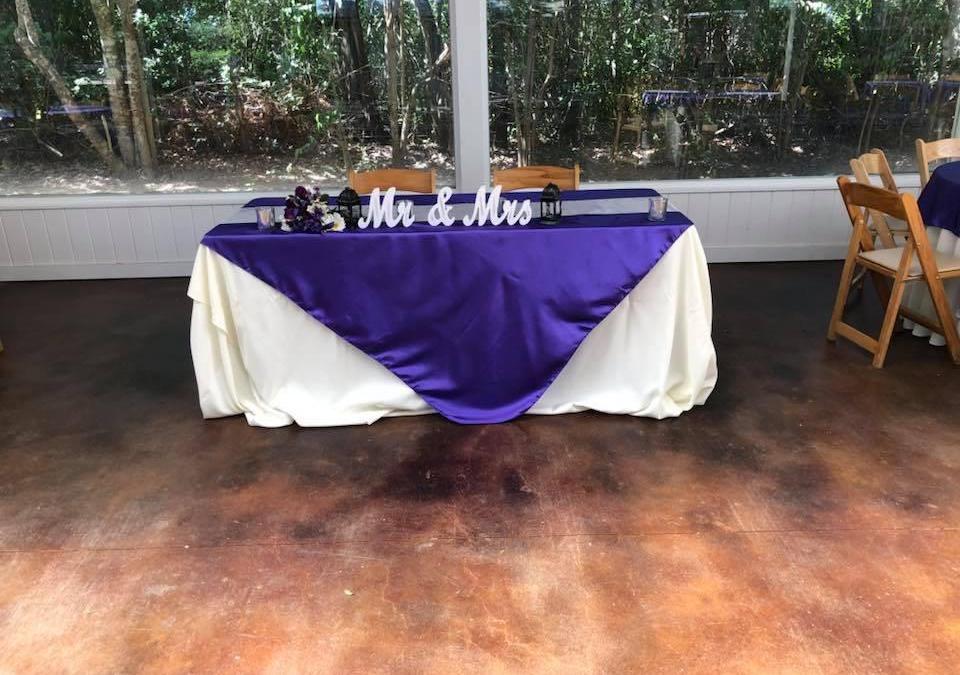 Quibodeaux/McBride Wedding – June 16, 2018