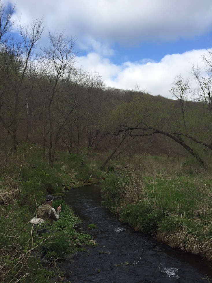 Why We Love Fly Fishing Small Creeks - 2 Guys and A River