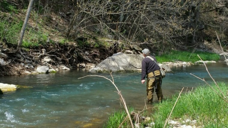 0303fc635433 2 Guys and A River - For the love of fly fishing