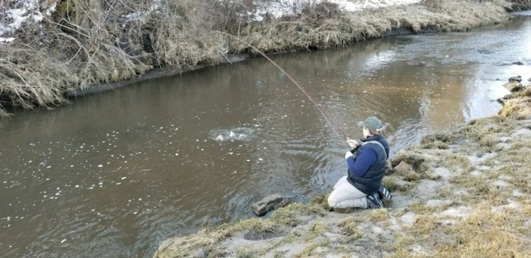 2 Guys and A River - For the love of fly fishing