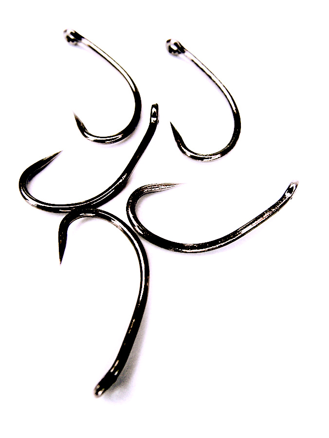 barbless hooks for fly fishing