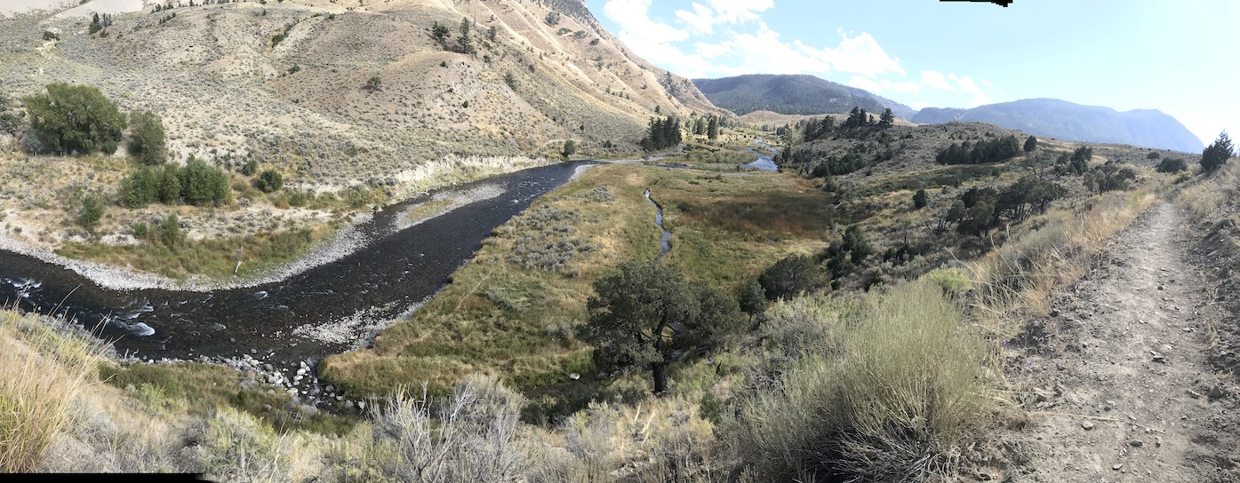 fly fishing trip to the west
