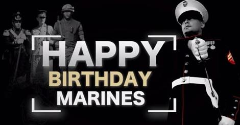 Marine Corps 245th Birthday Images Quotes Wishes 2happybirthday