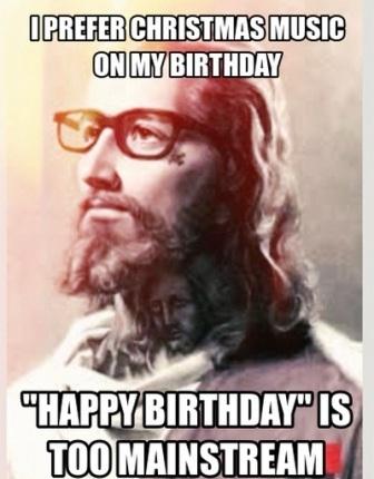 Top Funny Christmas Jesus Birthday Meme 2happybirthday