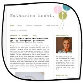Katharina kocht