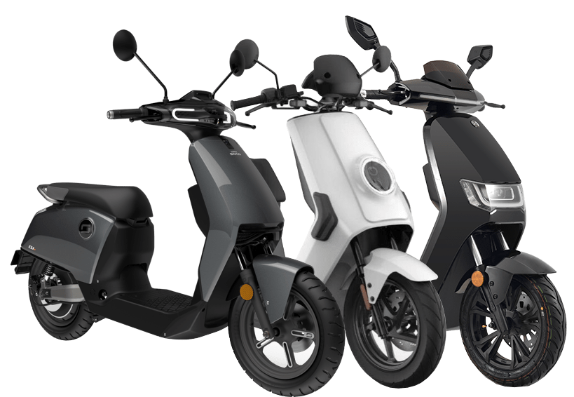 Moped-Sharing-for-Smart-Cities