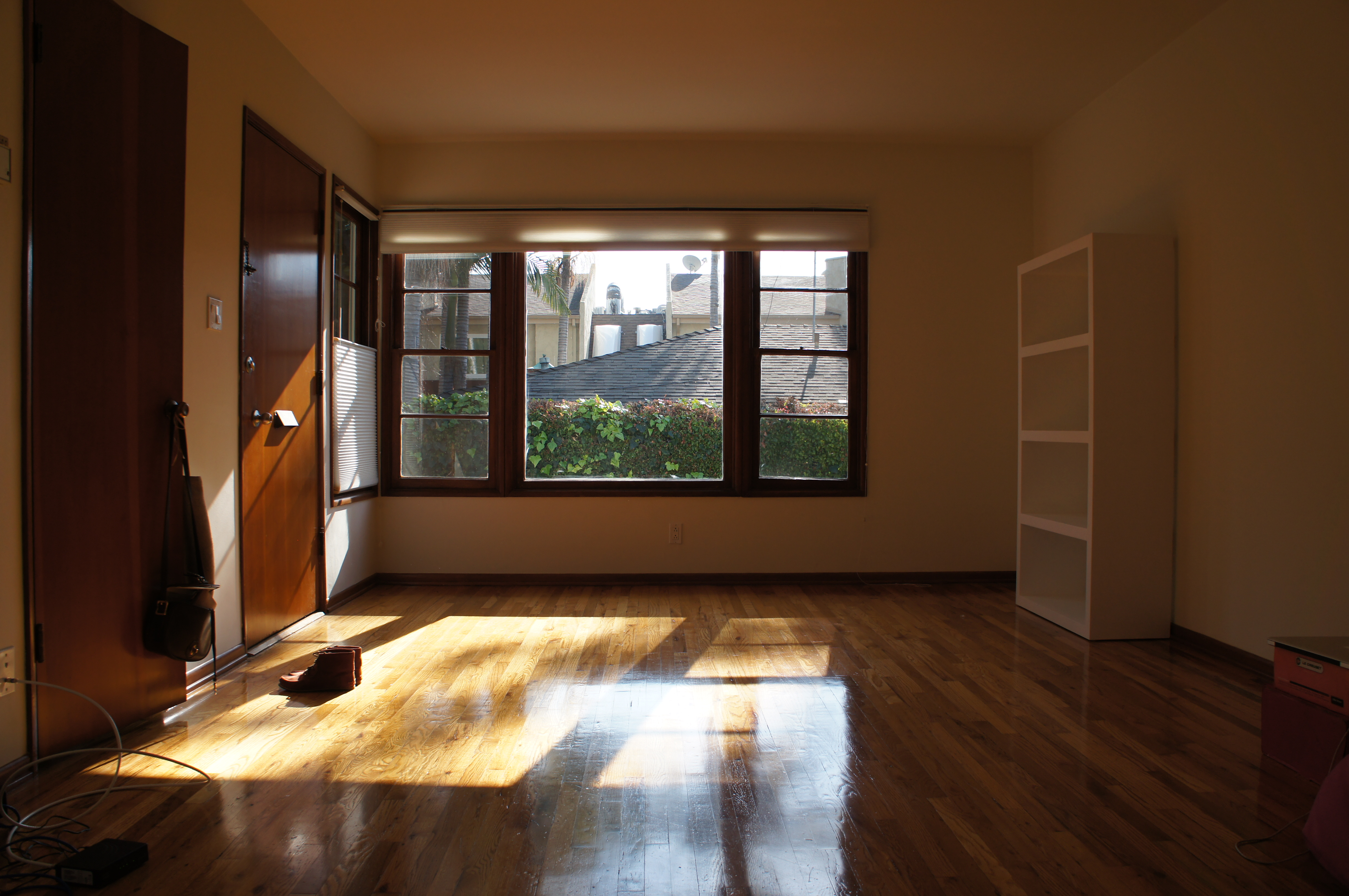 Empty Apartment 200 Words Or Less