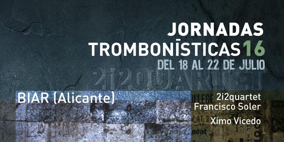 Banner Jornadas Trombonísticas'16
