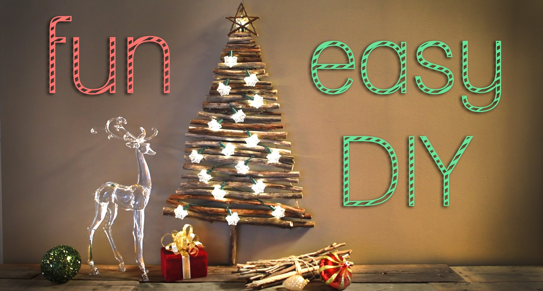 How To Christmas Decor DIY Videos San Diego Interior
