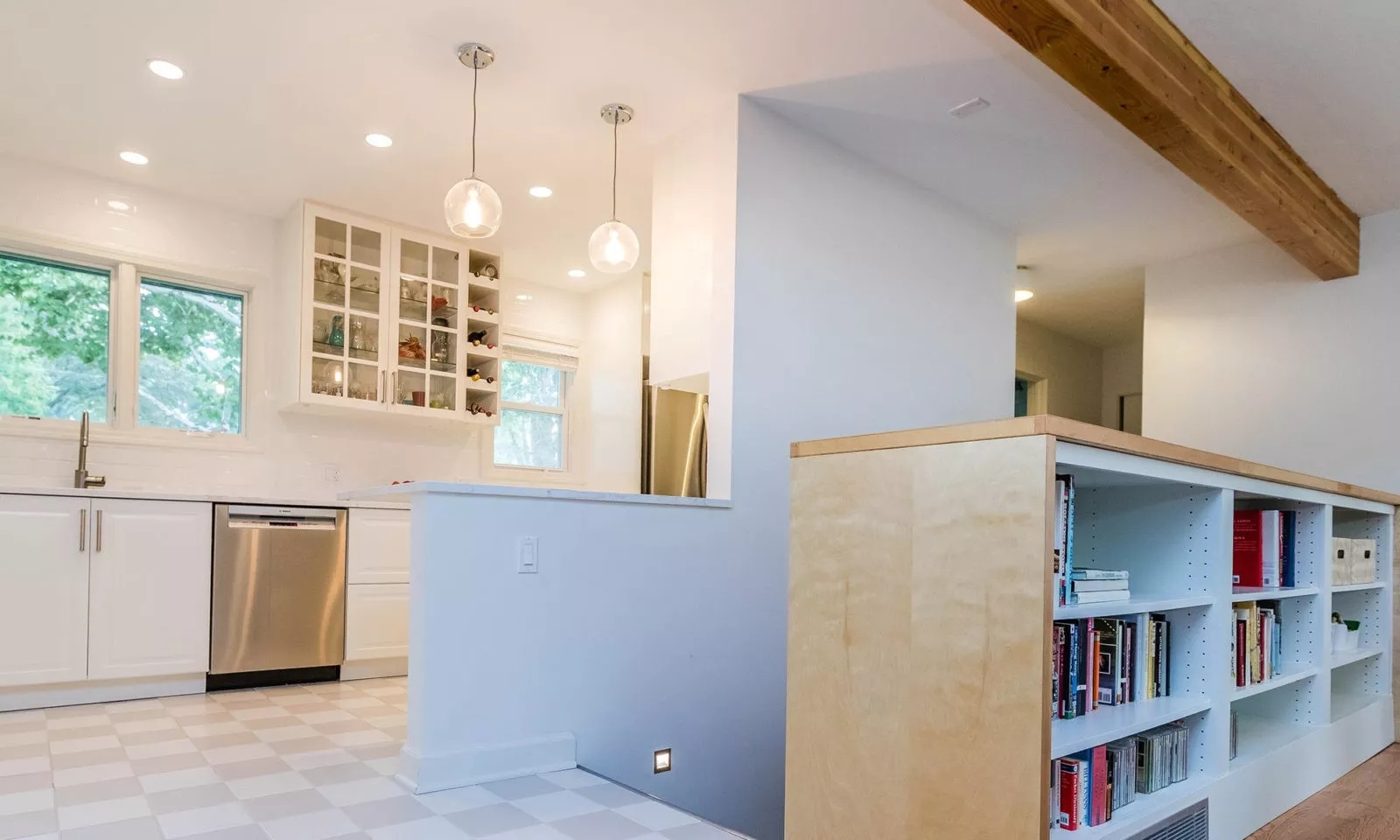 Cool Ranch Glen Ellyn Reno Expert Remodeling And Additions For   Basement Stairs In Kitchen   Ranch   Both Side   Dining Room   Open Concept   Galley