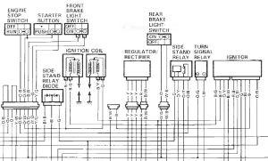 Wiring Diagram 2004 Suzuki Volusia  Wiring Diagram And