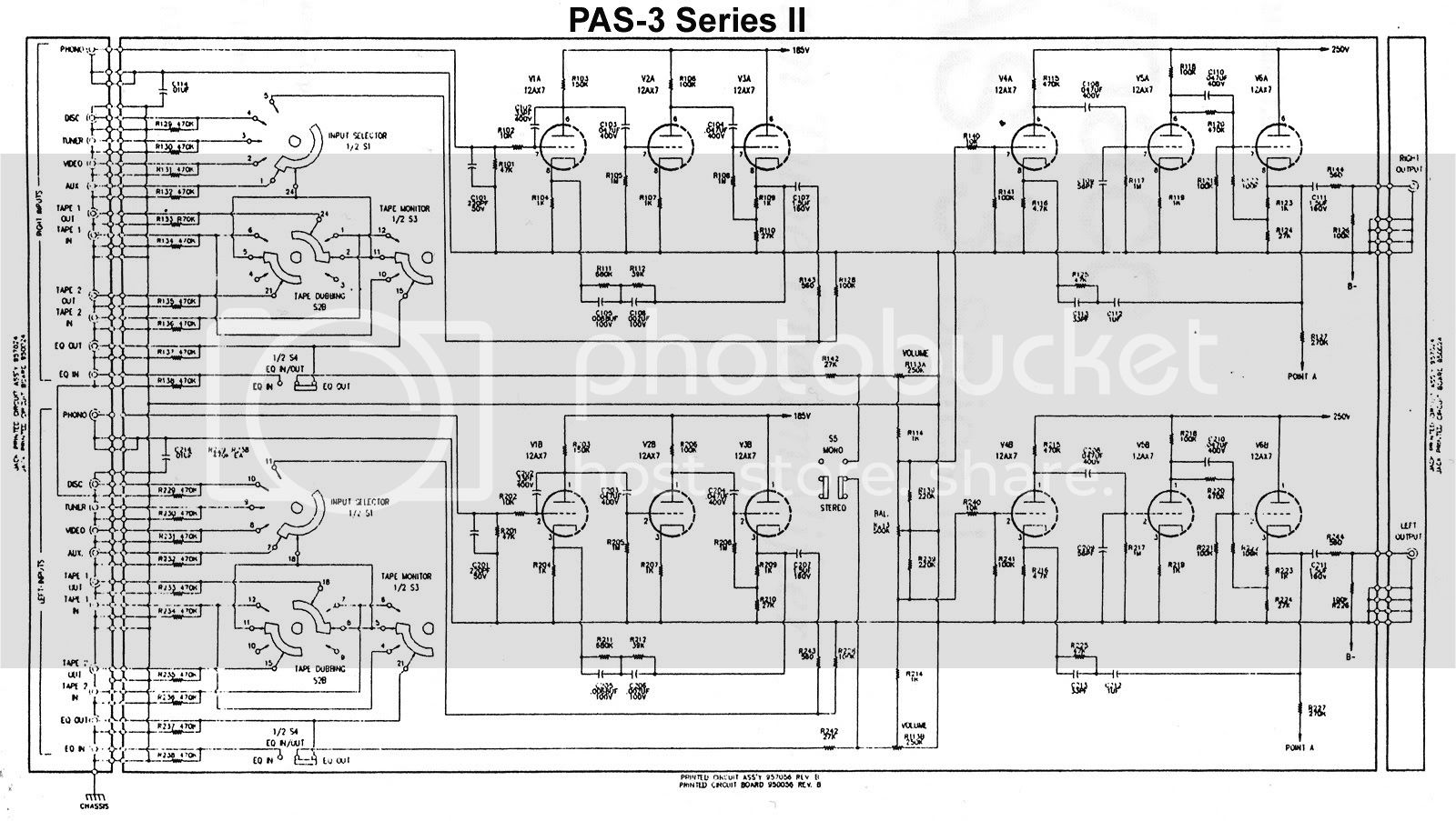 The Little Known Dynaco Pas 3 Series Ii