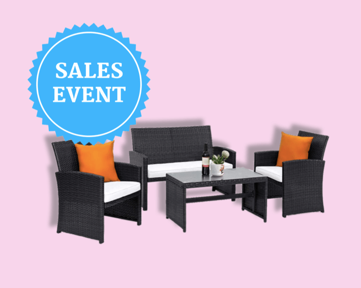 18 outdoor patio furniture deals for