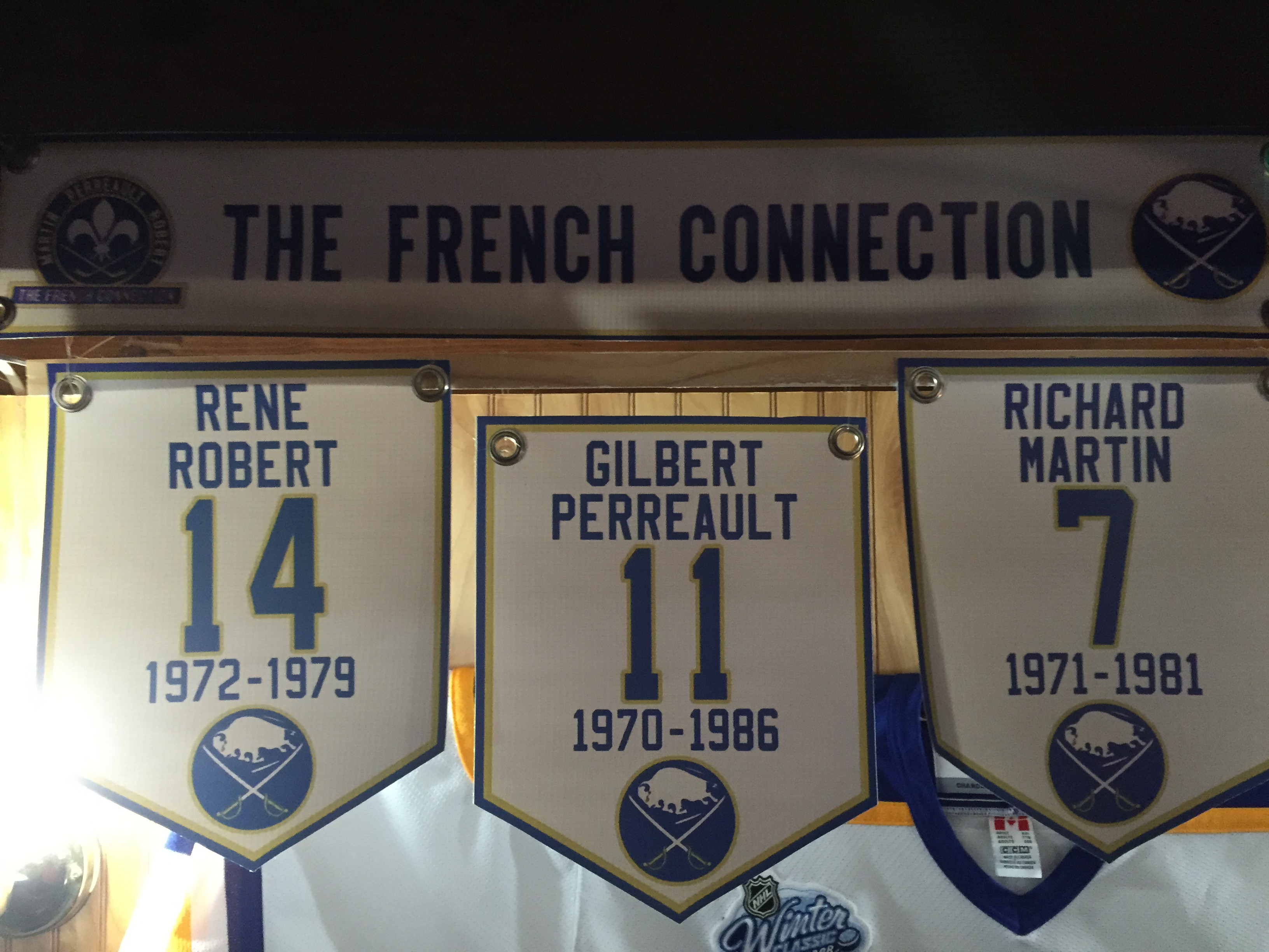 Sabres Banners Revisited Two In The Box