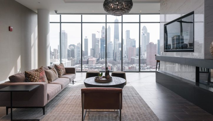 An Overview Of Chicago Luxury Apartments