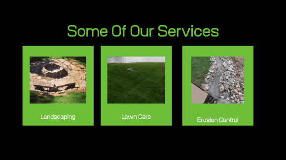 2 J's & Sons lawn and landscape services