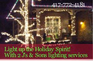 Holiday Lighting 2019