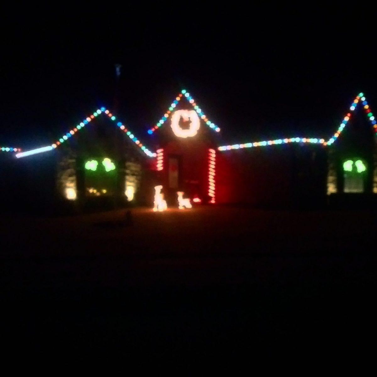 holiday lighting