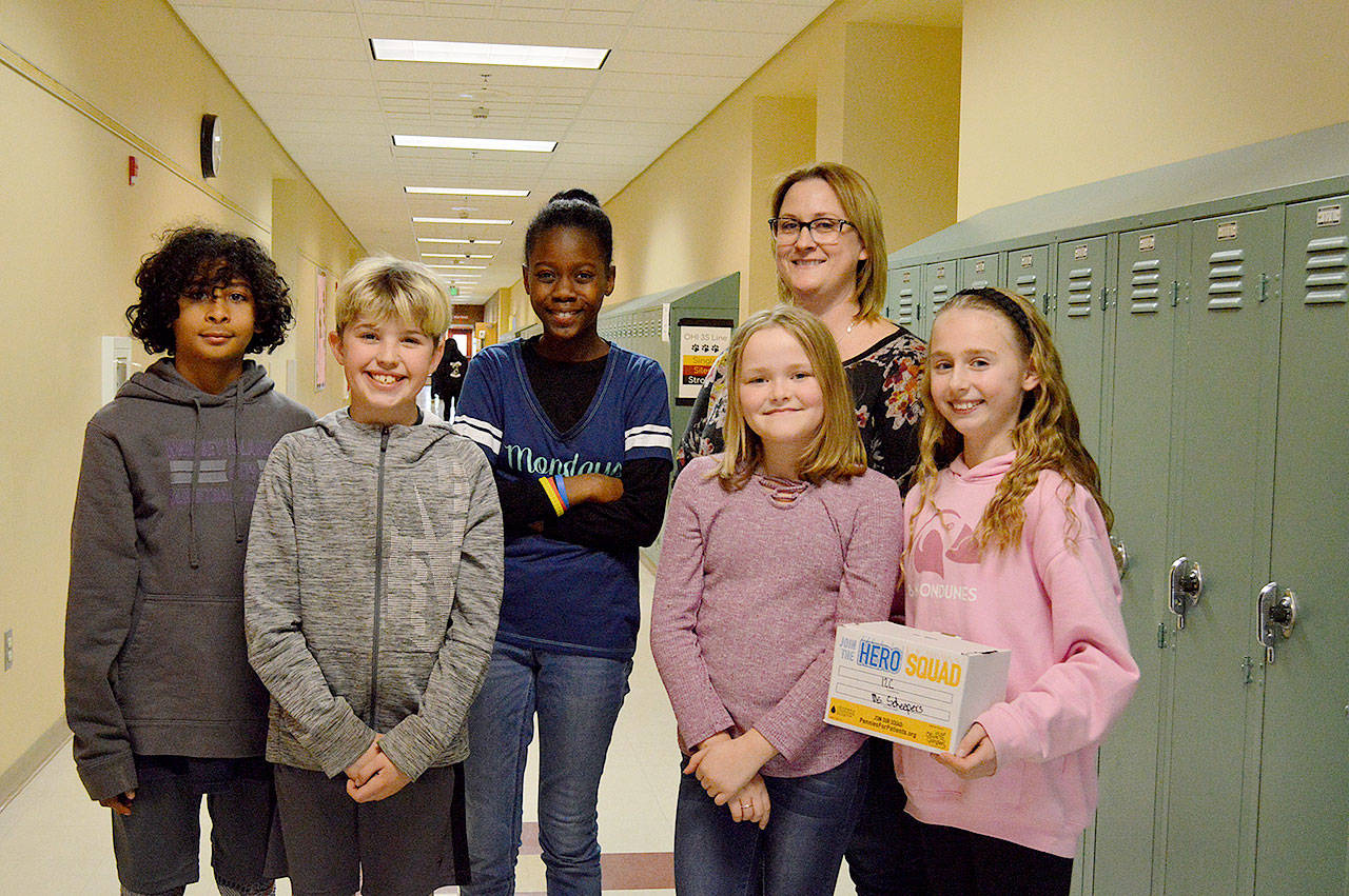 Fifth Graders Raise More Than 8 100 For Cancer Research