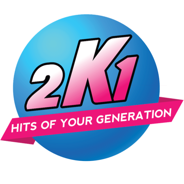 2K1 Radio Hits Of Your Generation 2000s Pop Hit Music 1990s
