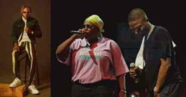 Official Bad Boy JP calls out Wizkid and Teni for stealing his song