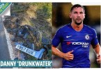 Danny Drinkwaterhas been charged with drink-driving