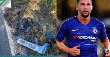 Danny Drinkwater has been charged with drink-driving