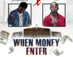 When Money Enter By DJ FeelingX ft Will