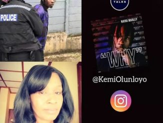See What Naira Marley Is Reported To Be Doing In Prison