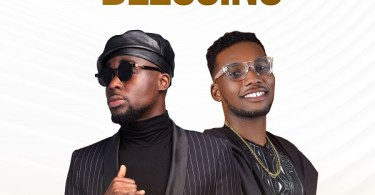 DOWNLOAD MP3: TeePhlow - Blessing ft. Victor AD