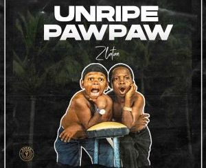 Zlatan Unripe Pawpaw mp3 download Ft Papisnoop X Oberz & Jamo Pyper